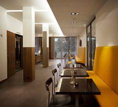 Venusberghotel Bonn Lobby/Frühstücksraum