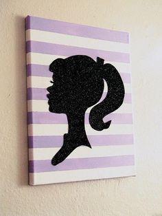 Barbie silhouette