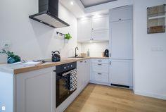 Szara kuchnia - zdjęcie od MOA design - Kuchnia - Styl Skandynawski - MOA design