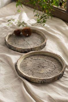Cement Log Dish