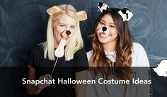 Group Halloween Costume Ideas Perfect for Your Sorority Sisters - Southern Living Snapchat Halloween Costume, Best Group Halloween Costumes, Cute Costumes, Costume Ideas, Halloween Party, Make A Snapchat Geofilter, Halloween Filters, Greys Anatomy Characters, Costume Works