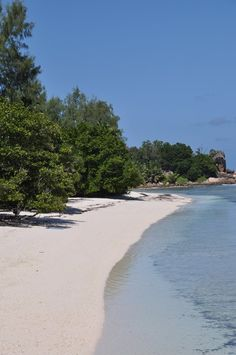 Anse Sévère, La Digue Island, Seychelles