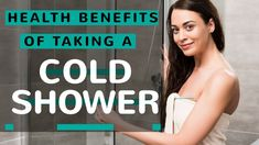 The Health Benefits Of Taking A Cold Shower Cold Shower, Health Benefits, Fitbit, Take That, Youtube, Youtubers, Youtube Movies