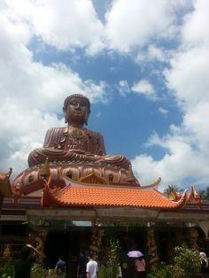 Sitting Buddha Temple, Kelantan