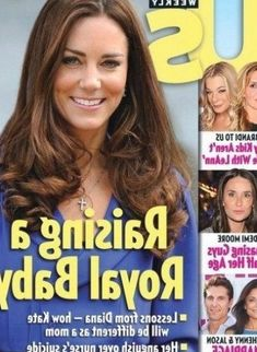 "Kate Middleton Disses Princess Diana: Plans To ""Be Different as a Mom"" Celebrity Photoshop Fails, Red Carpets, Gossip News, Princess Diana, Celebrity Gossip, Kate Middleton, How To Plan, Mom, Celebrities"