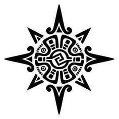 Resultado de imagen para imagenes de simbolos aztecas y su significado