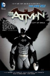 From My Bookshelf: My review of Batman, Vol 2: The City of Owls (The New 52) by Scott Snyder and Greg Capullo, et al., from DC Comics, 2013