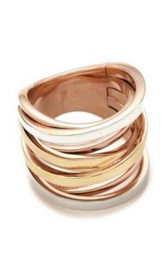 Michael Kors. Is it a ring or a bracelet?