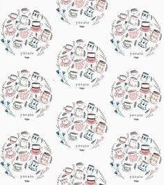 Sarah Burwash - teacups