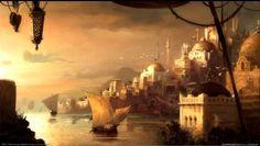 Sunspear, Dorne ,Westeros, Game of Thrones