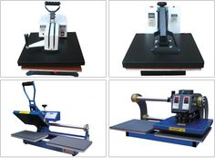 The Description and Procession of T-shirt Transfer with Heat press