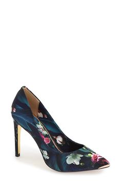 c914202712d483 Ted Baker London  Neevo  Pointy Toe Pump (Women) available at  Nordstrom