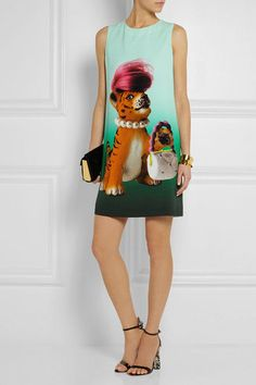Moschino cheap and chic dress uk