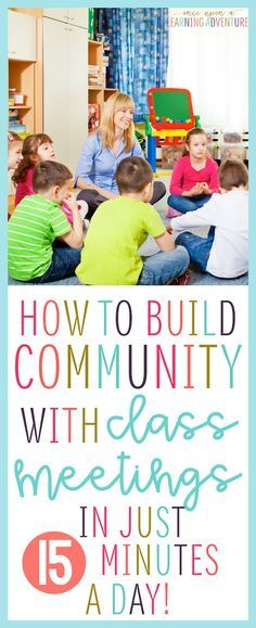 Build Community with Class Meeting Routines.First off, routine is everything! Build Community with Class Meeting Routines. Classroom Behavior, Kindergarten Classroom, School Classroom, Classroom Meeting, Classroom Management, Classroom Ideas, Behavior Management, Classroom Routines, Classroom Inspiration