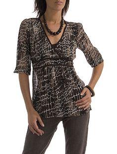 blusas bonitas 2011 para señoras 3                              …