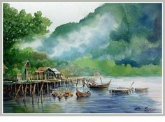Chesda Merntook Artists in Thailand  https://www.facebook.com/chesda.merntook?fref=photo
