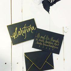 Fancy envelope practice ✨ #calligraphy #fancypants