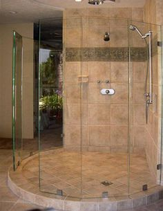 Oh my, I would live in this shower!