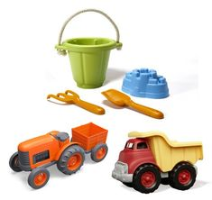 Green Toys Tow  Dump Bundle *** Click image for more details.Note:It is affiliate link to Amazon. #eDevices