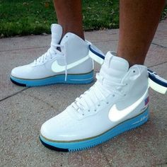 Nike Air Force High Boeing how much