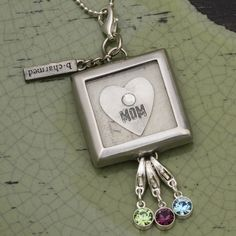 Take a look at this new bcharmed Mother's Day Charm(doesn't include birthstones) Available to order April 1st with ship date Mid April. Email me at areucharmed@gmail.com  $31