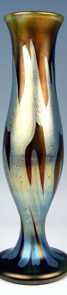 Vase Loetz Widow Klostermuehle Bohemia Art Nouveau Decor PG 29 c.1900 LOETZ- PHAENOMEN
