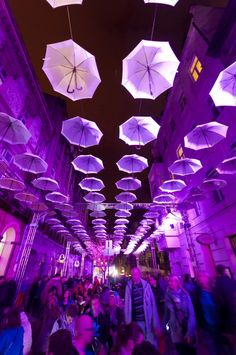 P U R P L E P O L A N D - Light Move Festival, Lodz, Poland 2014