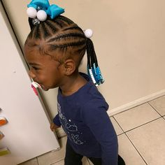 Best Snap Shots Hairstyles: Gorgeous Christmas Braiding styles for Kids - Naija's Daily Popular Are you currently bored by the previous hairstyles of the ponytail? In that case, then try using Gen Braided Hairstyles For School, Black Kids Hairstyles, Elegant Hairstyles, Girl Hairstyles, Gorgeous Hairstyles, Toddler Hairstyles, Braids For Kids, Girls Braids, Black Hair Bun