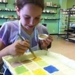 Tiles, Plaques, and Trays...Oh My! at FirePit Ceramics Austin, TX #Kids #Events