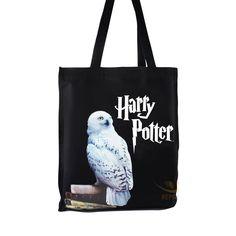 Harry Potter Tragetasche Hedwig  Harry Potter - Taschen - Hadesflamme - Merchandise - Onlineshop für alles was das (Fan) Herz begehrt!