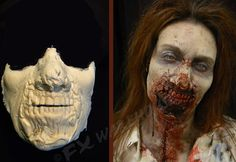 'Lipless' prosthetic piece from FX Warehouse; $34.00