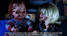 Bride of Chucky - I love this movie