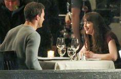 'Fifty Shades Darker' Stars Jamie Dornan, Dakota Johnson Spotted On Wine Date