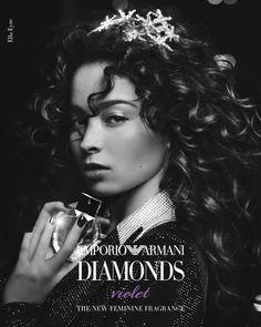 Emporio Armani Diamonds Violet   2015