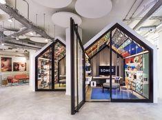Zo ziet de Europese huiskamer van Sonos eruit - RetailTrends.nl