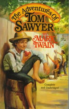 Ok im doing an essay on the adventure of tom sawyer book.?