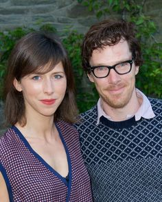 1722 pixels - [ Detail of] 2016 05 29 - Hay On Wye - Hay Festival - 7th Annual GQ Hay Festival Dinner by JAB Open in new tab / window for [1377 x 1722 pixels] ! Photo by JAB Sophie Hunter and Benedict Cumberbatch 7th Annual GQ Hay Festival dinner in...