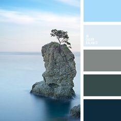 небесный голубой, неный голубой, оттенки голубого, оттенки серо-коричневого, оттенки серого, оттенки синего, палитра холодных тонов, палитра цветов, подбор цвета, светло серый, серо-розовый, синий цвет электрик, темно серый, темно-синий, цвет камня, яркий