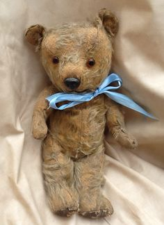 The inspiration for Teddy in 'Andorra's box' - a Children's mystery Adventure - six books in one. Over 35,000 words carefully crafted into a superb adventure for children aged 6-10 - available on Kindle