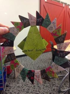 The Secondary Classroom can be fun too.....: Unit Circle Art!