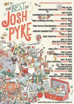 Best of Josh Pyke