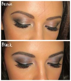 red Eyebrow dye tutorial | pin up perfection | Pinterest | Dying ...