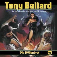 Tony Ballard - Die Höllenbrut