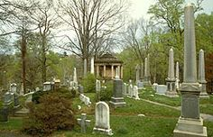 Washington, DC--Oak Hill Cemetery & Renwick Chapel 30th and R Sts., NW. It is open weekdays only from 10:00 am to 4:00 (Foggy Bottom Metro stop)