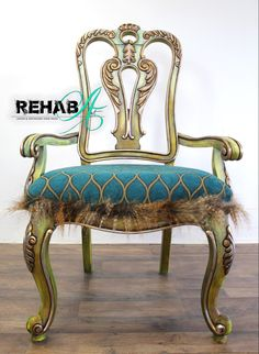 REHABArt.com by Susan Tuthill Fort Mill, Home Decor Store, Home Accessories, Custom Design, Chair, House Decor Shop, Home Decor Accessories, Chairs