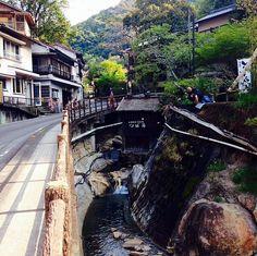Yunomine  Kumano Kodō Pilgrimage /Japan