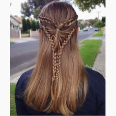 braids combo by elin.hairstyle
