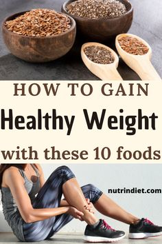 Wanting to gain weight but in a healthy and controlled way? So you need these tips and these 10 foods in your diet. See which foods will help you gain weight healthily and quickly, and learn how to include these foods in your diet in order to get the most out of them. #gainweightfoods #foodstogainweightfast #hardgainerstips Gain Weight Fast, Healthy Weight, Diet, Food, Loosing Weight, Meals, Diets, Yemek, Eten