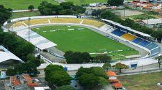 Estádio Martins Pereira - São José dos Campos (SP) - Capacidade: 16,5 mil - Clubes: São José e São José dos Campos