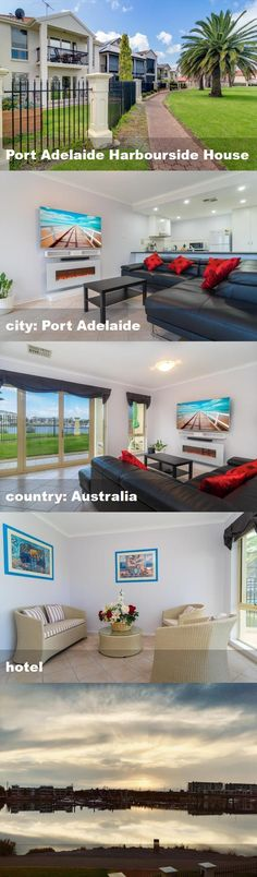 Port Adelaide Harbourside House, city: Port Adelaide, country: Australia, hotel Australia Hotels, Tour Guide, Tours, Country, City, Outdoor Decor, Home Decor, Decoration Home, Rural Area